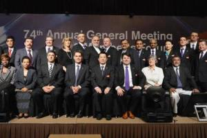 Asian Badminton Federation Board of Directors