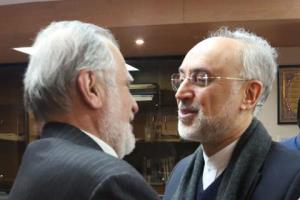 IMIDRO-Meeting with the dr.Salehi